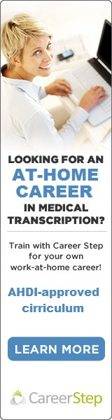 medical transcriptionist jobs from home